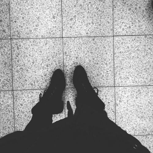 My Shoes I Dont Know Why ?