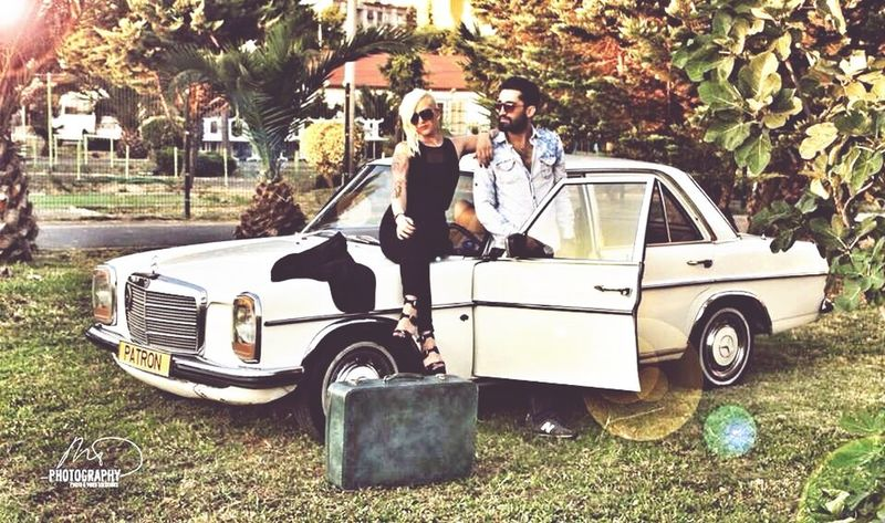 Mercedes-Benz W115 Lovegirl :P