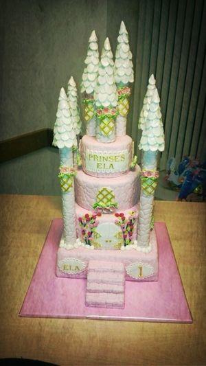 Ela's Birthdaycake