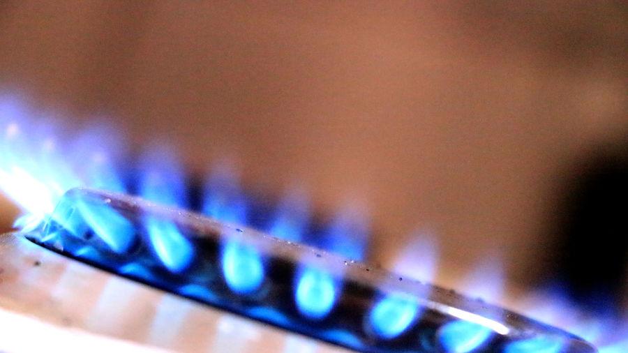 Chama de Fogão Cooking At Home Detalhes Velho Antigo Close-up Deteriorated Fire Fogo No People Sujo