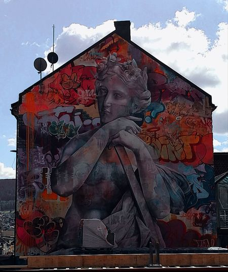 Break The Mold Art Is Everywhere TESTING HUAWEI MATE 9 PRO Norway 🇳🇴 2017 Magazine Testing Cut And Paste Colors Contrast Artshow This Week On Eyeem Beauty Uniqueness Outdoors Pro Someone Like You Arkitectureart TESTING HUAWEI 2017 TRENDING  EyeEmNewHere The Architect - 2017 EyeEm Awards