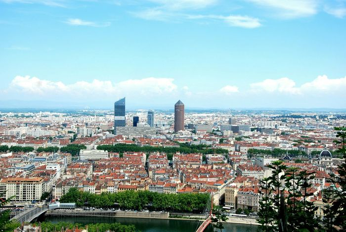 Cityscapes City View  Lyon Onlylyon Skylovers Sky_collection Check This Out