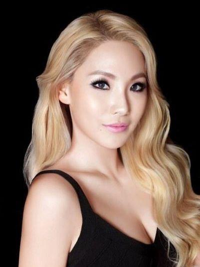 My beautiful CL Chaelin 2NE1 2ne1 Cl