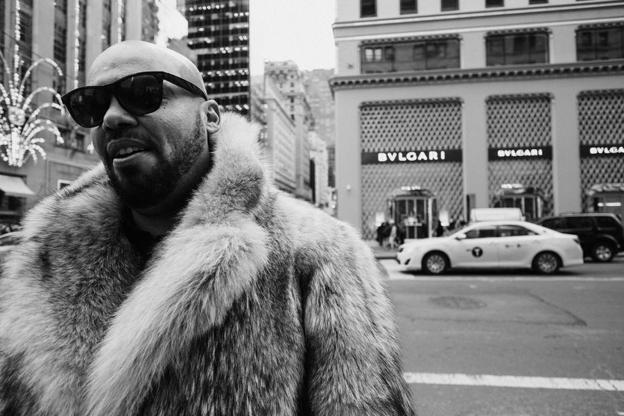 5th Ave. | New York City, 2017 5th Ave 5th Avenue Black & White Documentary Photography New York New York City Street Photography NYC Travel Photography Black And White Black And White Photography Blackandwhite Blackandwhite Photography Bulgari Chic Coat Documentaryphotography Fur Furcoat Pelican Street Street Photography Streetphoto_bw Streetphotography Travel Street Photography Travelphotography