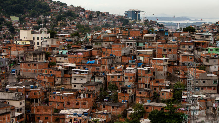 Comunidade do Alemão Architecture Building Exterior Residential District City Built Structure Building Crowd Crowded House Community Town Day Outdoors Nature High Angle View Travel Destinations Roof Cityscape TOWNSCAPE Apartment