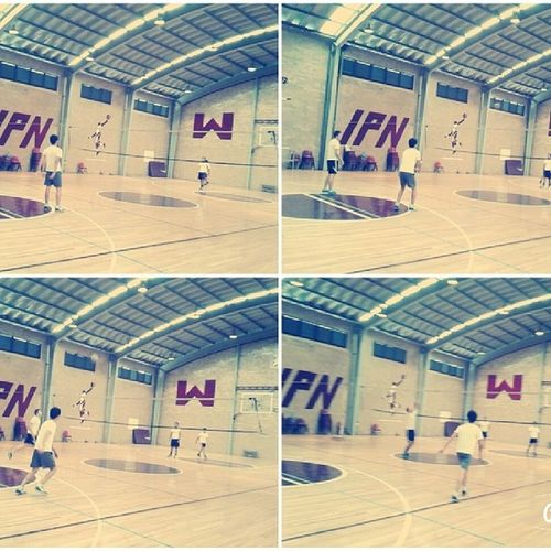 Perfectday IsMyLife Bff Voleibol CECyT11 canal11 equipo