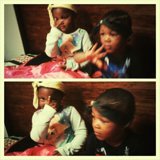 they silly ♡