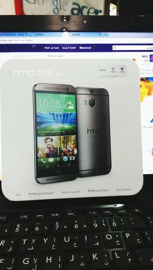 My New Phone HTC One M8