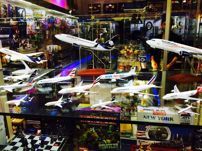 Shopping In Heaven Planes Toys