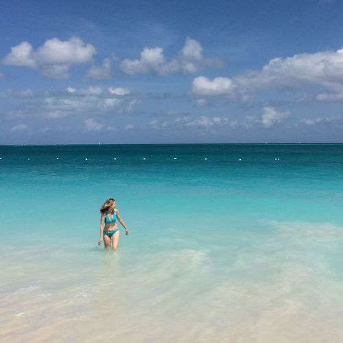 Honeymoon. Enjoying The Sun Turks And Caicos The Explorer - 2014 EyeEm Awards