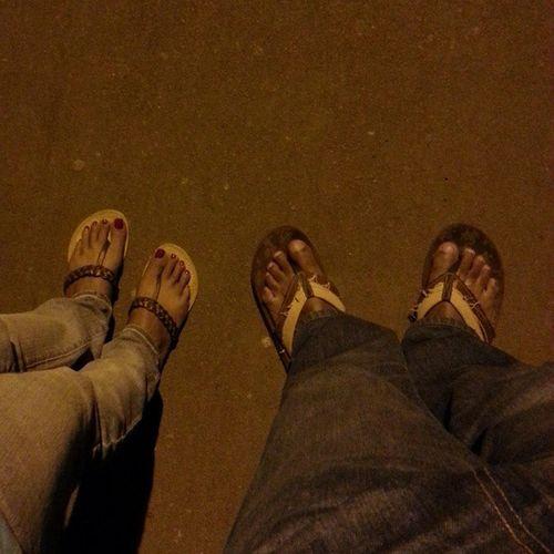Raat ke humsafar, thak ke ghar ko chale... Jhoomti aa rahi, hai subah pyaar ki... with @nupurmukerji