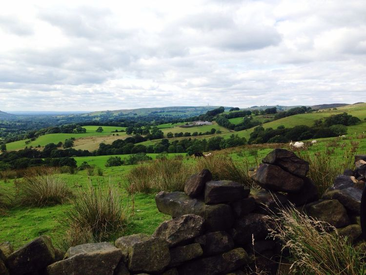 Nature On Your Doorstep Taking Photos Hello World Check This Out Enjoying The View Countryside Green Pastures Super Skyline Taking Photos The Roaches