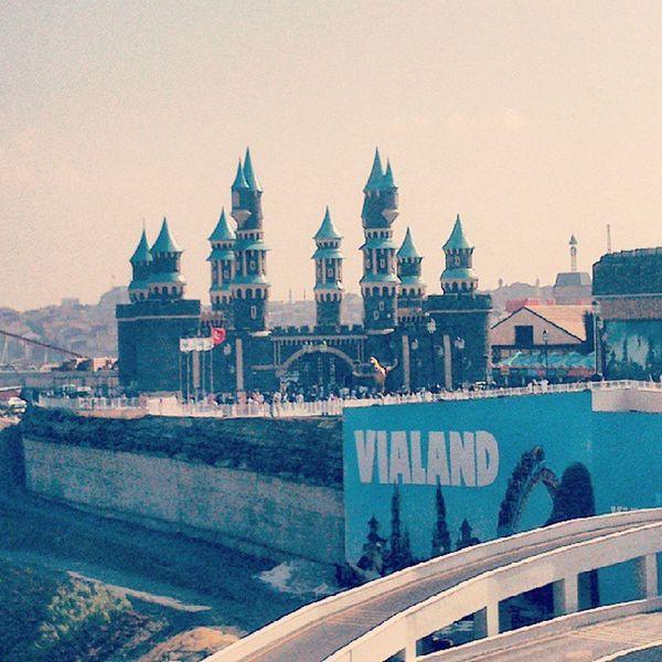 Vialand  Funcenter Avm Turkish disneyland instafun instaturk funnyplace istanbul turkey summer bayram eid thebestoftheday instaturkey landscape