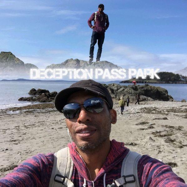 Deception Pass Park.. Deception Pass Washington State Nature Outdoors Bridges