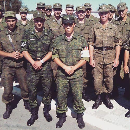 Army армия второй взвод