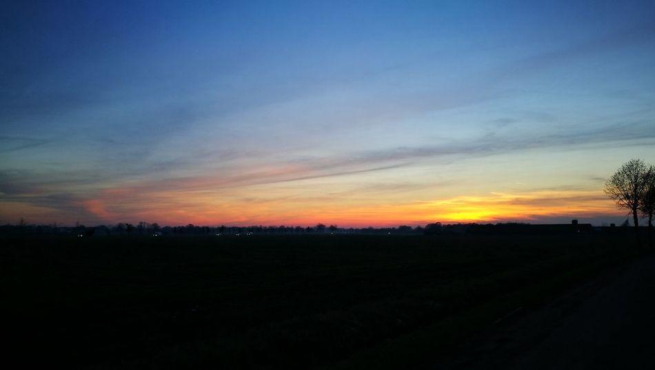 Sky Sunset Cloud - Sky Beauty In Nature Nofilter Huawei P9 Leica HuaweiP9 Huawei P9. Huaweip9photos Huawei Shots Huaweiphotography Nature Photography Huawei My Year My View