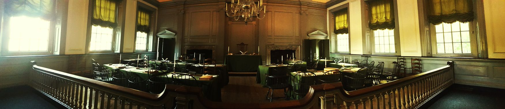📃🖋 Independence Hall Philadelphia