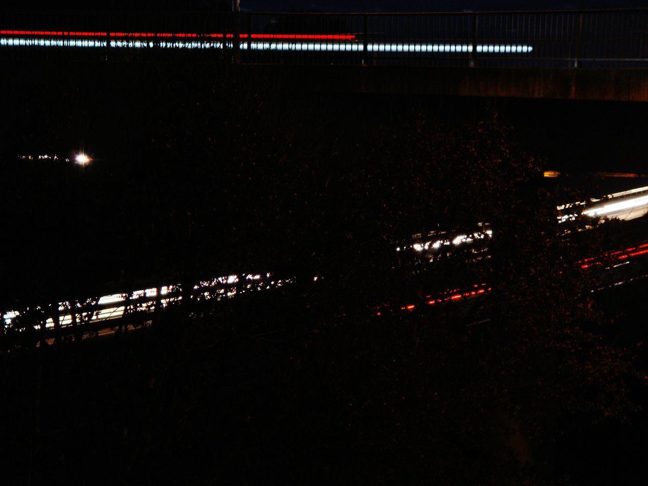 night, illuminated, transportation, no people, outdoors, city