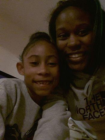 my baby & I