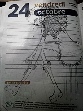 Draw Drawing Girl