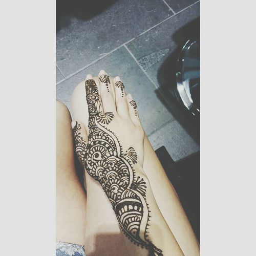 Henna Tattoo Mad That's Me Check This Out