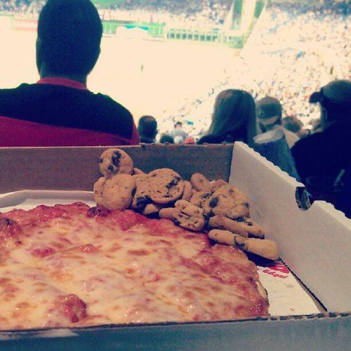 Baseball food..yum