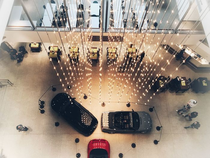 Car show Lighting Red Car Looking Down Technology Indoors  Sound Mixer Electronics Industry Music Control Panel No People