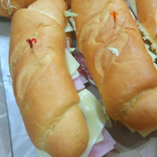Sandwich Time Sandwiched Delicious ♡