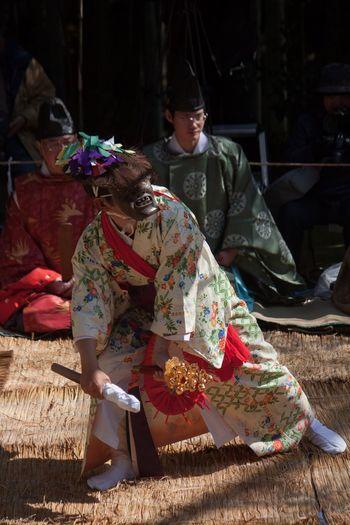 Ushiodake Kagura Ushiodake Kagura 潮嶽 神楽