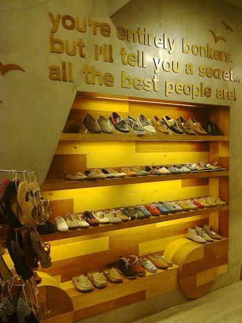 Shoes Aliceinwonderland Quote Wall Alice In Wonderland Mad Hatter Hatter Mall Shoelfie Shoe Selfie