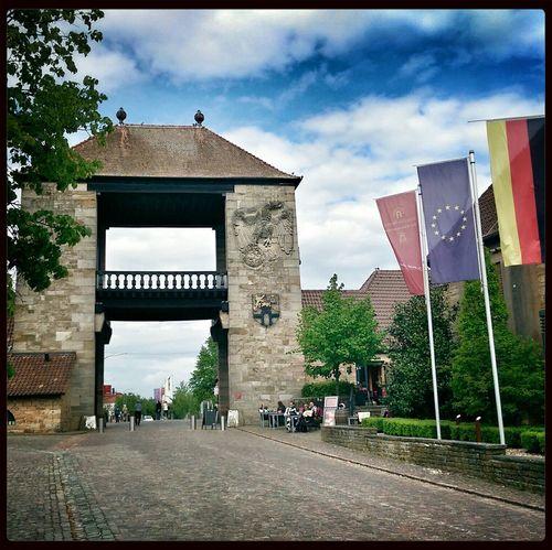 Deutsches Weintor in Schweigen Htconem8 Pfalz Germany