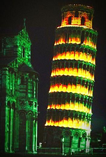Pisa Tower Night Light🌃❇