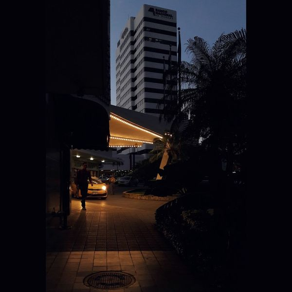 Architecture Night Built Structure Illuminated City Building Exterior Skyscraper Modern No People Outdoors Sky