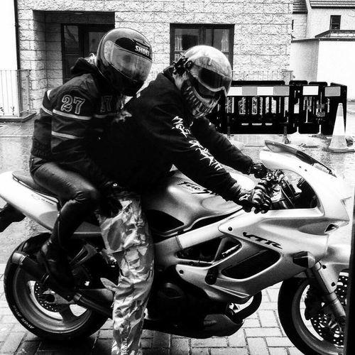 Messedupjournal Bikers Love Motorcycles Helmet Bikelife