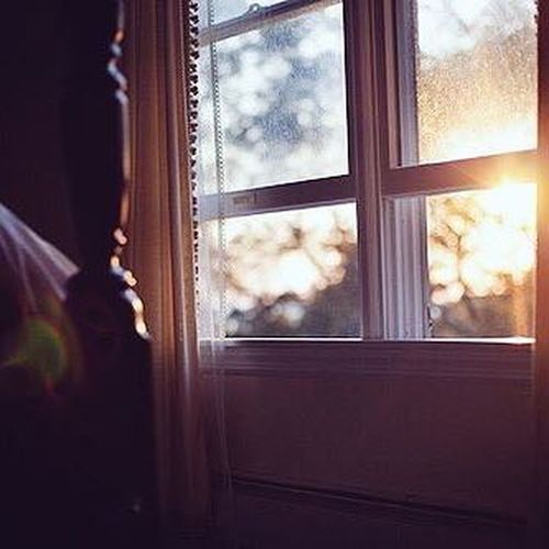 Cloud - Sky Curtain Day Home Interior Indoors  Old-fashioned One Person Radiator Sky Window Window Frame First Eyeem Photo