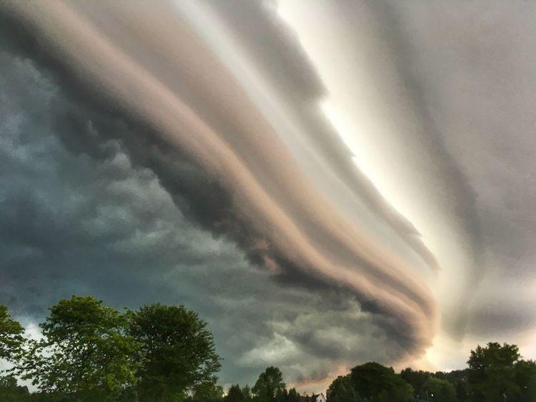 Weird Ohio Weather