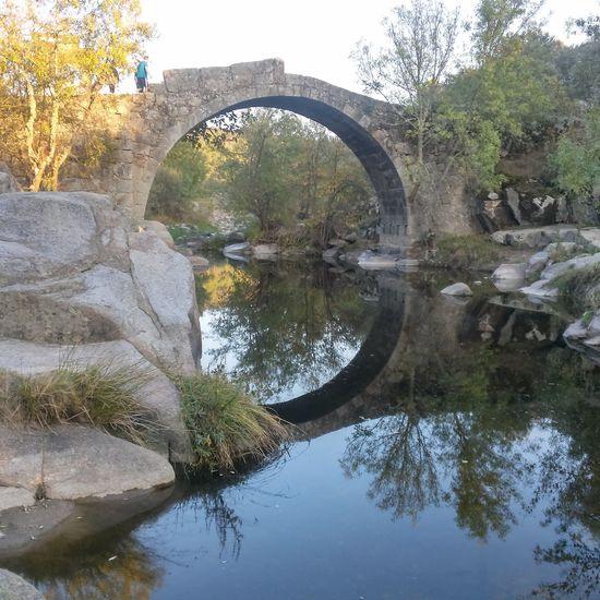 Puente viejo de Ávila