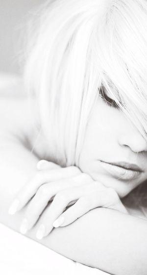 Sexy Girl Black And White Sobeautiful Girly