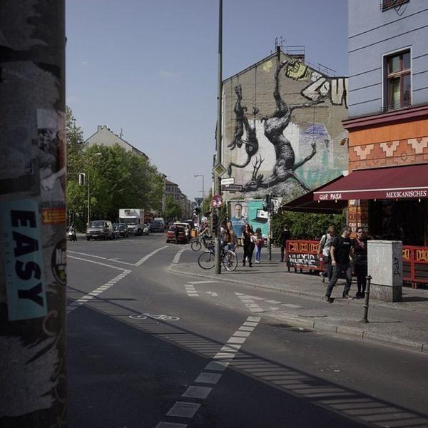 I like this as well Kreutzberg Streetart Berlin