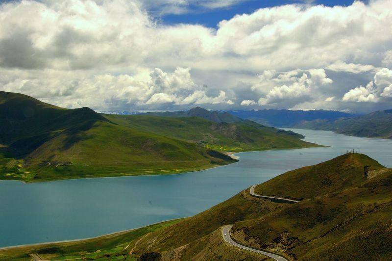 YanChao Lake,
