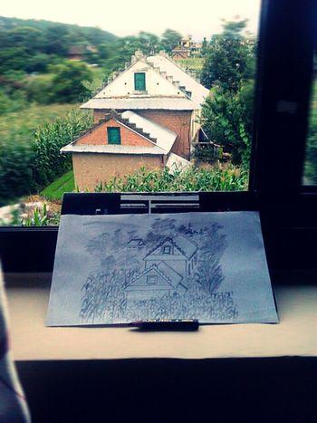 Sketching And Stuff ArtWork Artist Beautiful Surroundings