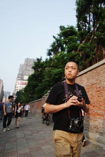 Kentaro gangster version. Almost going to beat mei mei s gangster look! 😂😂😂😂 Eyeem Meetup Taipei