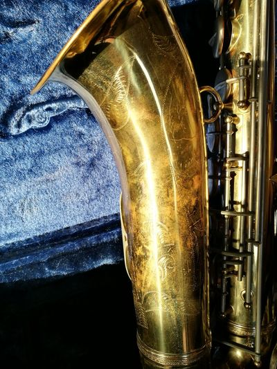 Saxofone🎷 Tenorsax Sax Music Instrument Goldplated MadeinItaly Lieblingsteil Jazz Jazzlife Jazz Music Vintage Art Is Everywhere