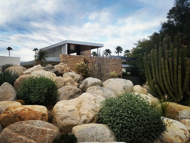 The Kaufmann House Modern Architecture Architecture_collection Desert Palmsprings Nature Photography