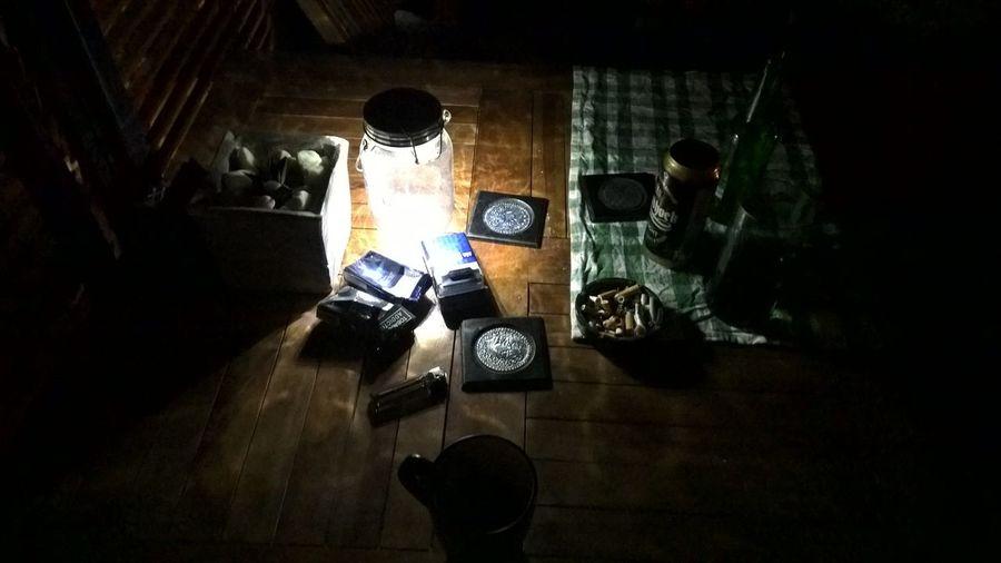 Picnic after dark...?