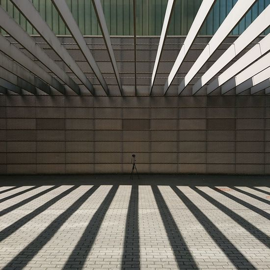 Doing selfportraits ...😂 Shadow Pattern Day No People Shadowplay Architecture The Still Life Photographer - 2018 EyeEm Awards The Architect - 2018 EyeEm Awards Creative Space