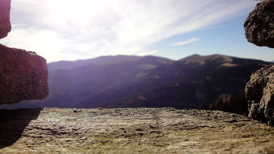 Alpen Berge In Die Ferne Schauen 👀 Landschaft Steiermark Weitblick Berglandschaft Fernblick Gebirge In Der Ferne Steine Wandern Österreich