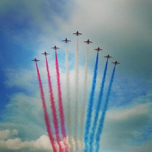 Redarrows Lincoln