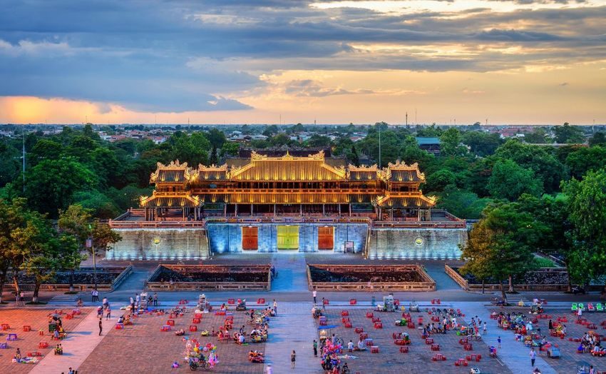 Ancient Ancient Civilization Architecture City Cityscape Cloud - Sky Cultures History Night Outdoors Palace Pavilion People Place Of Worship Religion Sky Sunset Tourism Tradition Travel Travel Destinations
