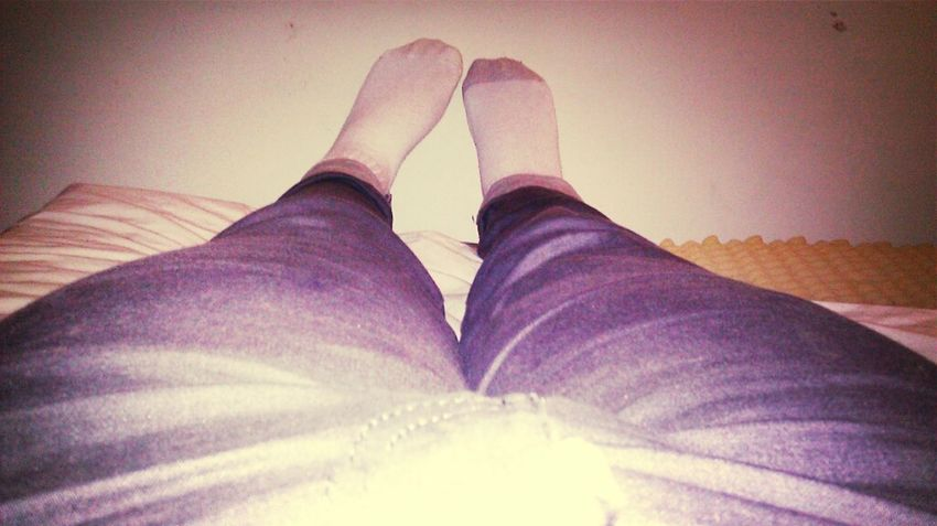 look at my thighs ♡ lols and MY SOCKS